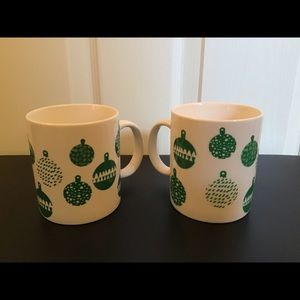Starbucks 2016 Holiday Christmas Mugs